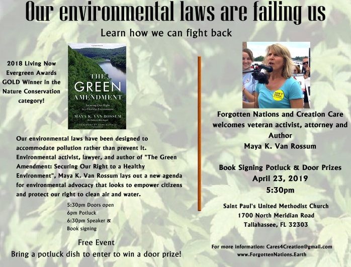 Green Amendment Flyer Horiz Revised